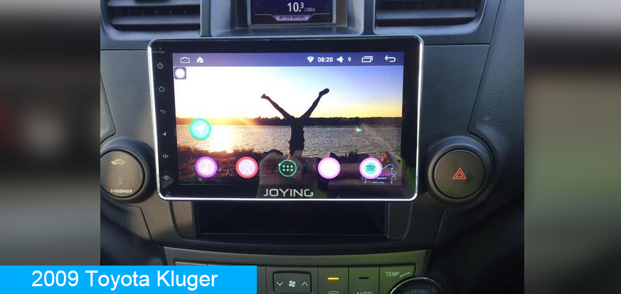 Toyota Android Car Stereo
