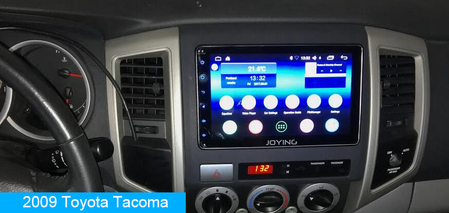 Toyota Android Navigation