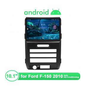 10.1 Inch Plug and Play Android Head Unit for 2010 Ford F-150 With SPDIF Digital Audio Output