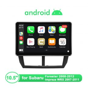 10.5 Inch Android Head Unit for Subaru