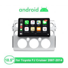 10.5 Inch Best Head Unit for FJ Cruiser