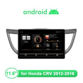 Head Unit Replacement 11.6 Inch