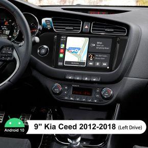 Kia Ceed Stereo Upgrade