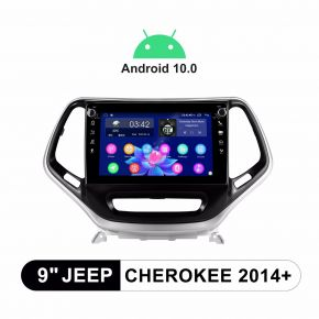 jeep cherokee head unit