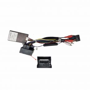 Joying Special Can-bus Harness with Decoder for Audi A3 A4 R3