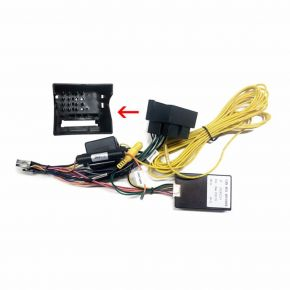 Joying BMW E90 Special Harness with Can-bus Decoder