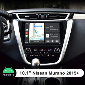 """Joying 10.1"""" Aftermarket GPS Stereo For Nissan Murano 2015+ Supports 4G"""