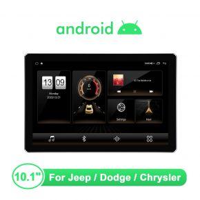Jeep Dodge Chrysler Stereo