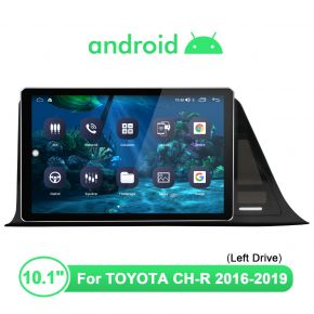 """10.1"""" For left-Drive CH-R"""