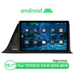 """10.1""""Toyota CH-R 2016-2019"""