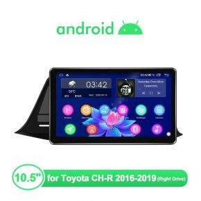 Right Drive Toyota CH-R