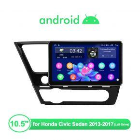 for Honda Civic Sedan 2013-2017