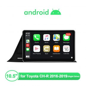 10.5  for 2016-2019 Toyota CH-R