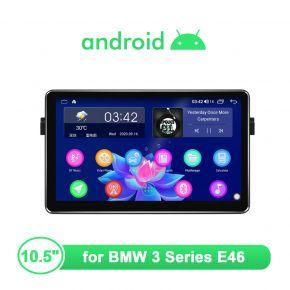 """10.5"""" For BMW E46"""