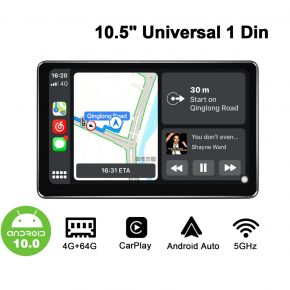 "10.5"" Universal Single Din"