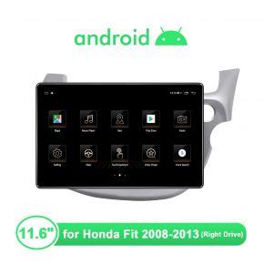 11.6 Inch 2008-2013 Honda Fit