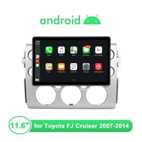 11.6 Inch HD 1920X1080 Resolution