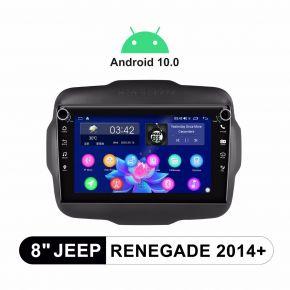 jeep renegade android radio