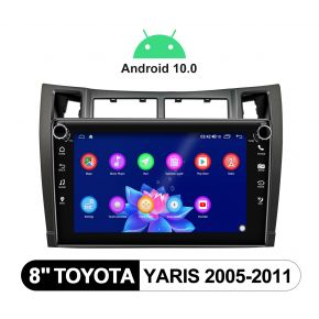 2005-2011 Toyota Yaris