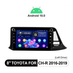 2016-2019 Toyota CH-R Audio System