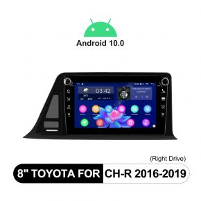 Toyota CH-R Radio Replacement