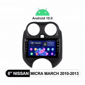 Nissan Micra March 2010-2013