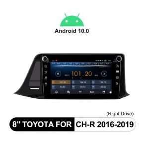 8 Inch Toyota CHR