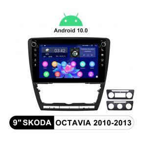 "Joying 9"" Android Car Radio For Skoda Octavia 2009-2013 Supports Optical Output"