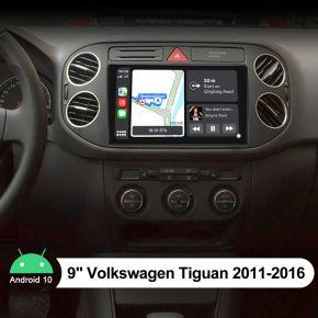 9 Inch 2011-2016 VW Tiguan