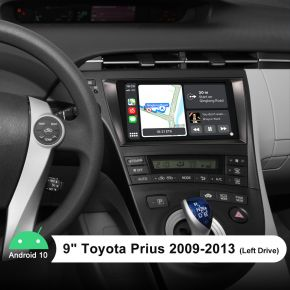 Toyota Prius Navigation System