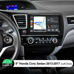 Honda Civic Sedan 2013-2017