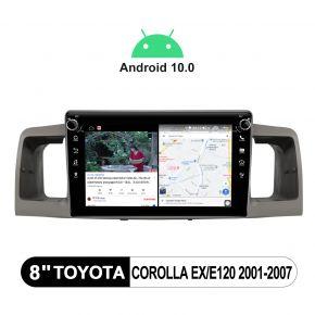 Toyota Corolla EX/E120 2001-2007