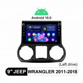 Jeep Wrangler 2011-2018