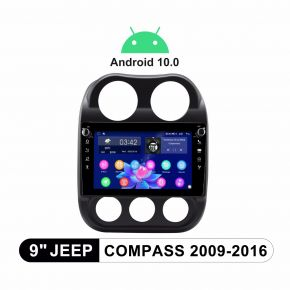 Jeep Compass Android Auto