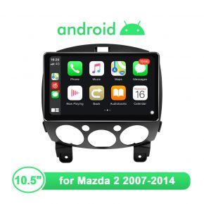 10.5 for Mazda 2 2007-2014