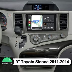 for 2011-2014 Toyota Sienna
