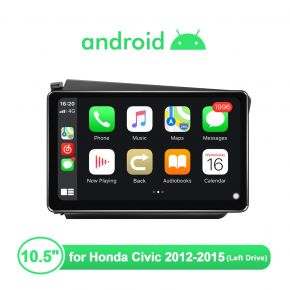 10.5 for Honda Civic 2012-2015