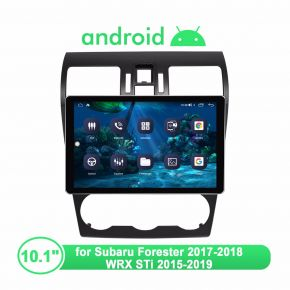 10.1 Inch Subaru Forester Android Stereo