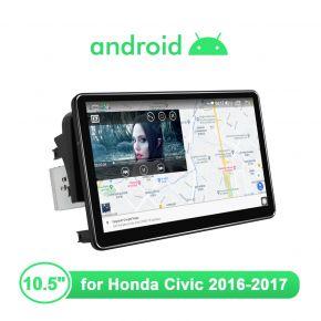 10.5 for Honda Civic 2016-2017