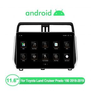 Newest 11.6 Inch Car Navigation