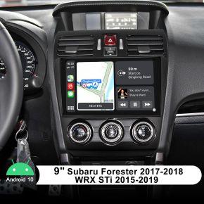 2017-2018 Subaru Forester