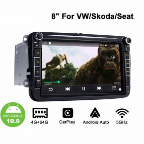 8 Inch Car Navigation System for VW