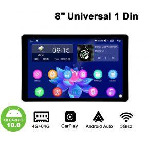 8 Inch Universal 1 Din