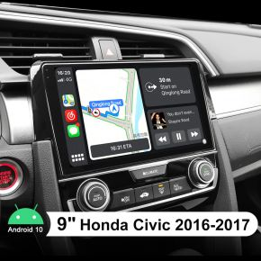 Honda Civic 2016 2017