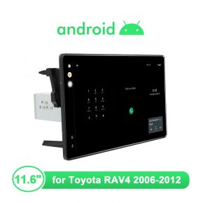 Toyota Rav4 2006-2012 with 11.6 Inch