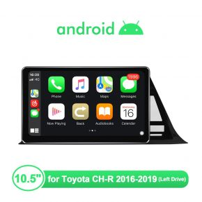 Car Navigation System for Toyota CH-R