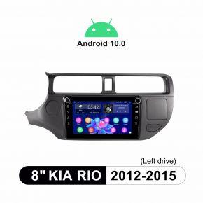 Kia Rio Stereo Upgrade 2012-2015