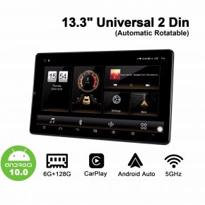 13.3 Inch Double Din Universal