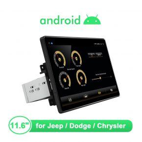 11.6 for Jeep Dodge Chrysler Plug and Play