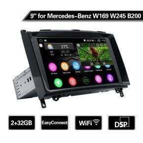 mercedes benz stereo upgrade
